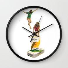Choices Wall Clock