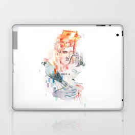 I can't speak your language Laptop & iPad Skin