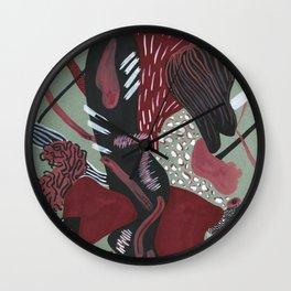Ascendance Wall Clock