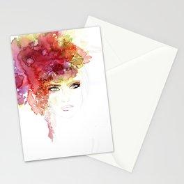 Flower B Stationery Cards