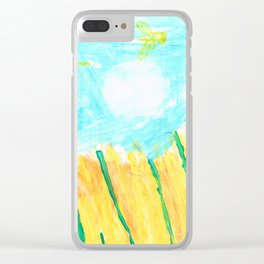 Farmlands Clear iPhone Case
