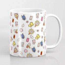 cardcaptor sakura cute stuff pattern Coffee Mug