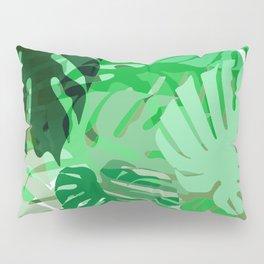 Emerald Jungle Pillow Sham