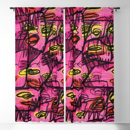 *ABSTRACT_B Blackout Curtain