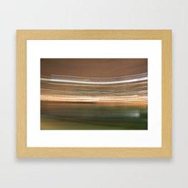 Bright Lights, Big City I Framed Art Print