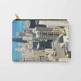 Chicago Buildings Color Photo Carry-All Pouch