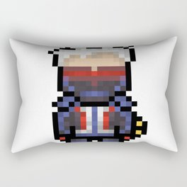 soldier 76 16-bit Rectangular Pillow