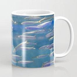 Shoal of fish Coffee Mug