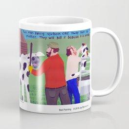 Bad Painting collection Number 62 & 63 Coffee Mug