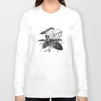 dream catcher Long Sleeve T-shirts featuring Dream Catcher by brenda erickson
