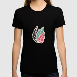 Nature leaves 003 T-shirt