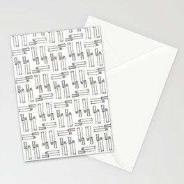 Lip Gloss 2 Stationery Cards