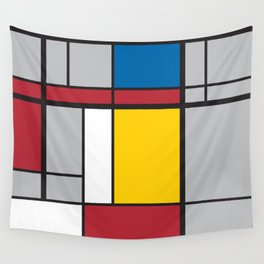 Design by Bill Caddell Series1-9 Wall Tapestry