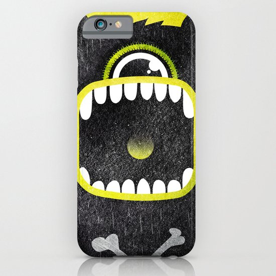 SALVAJEANIMAL ghost iPhone & iPod Case