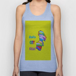 God's Got This! Unisex Tank Top