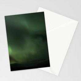aurora borealis - 9 Stationery Cards