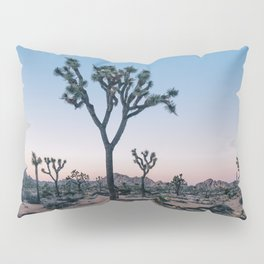 Joshua Tree at Sunset Pillow Sham