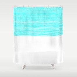 We Insist Shower Curtain