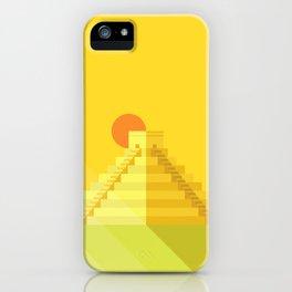 Chichén Itza iPhone Case