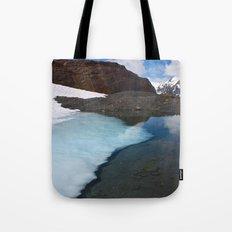 Ice Lake Tote Bag