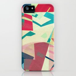 Jazz in the Hot Club iPhone Case