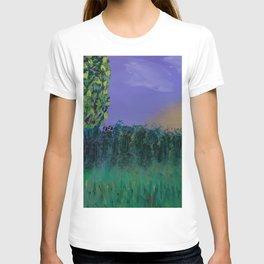 Backyard Sunrise T-shirt