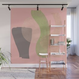 Minimal composition Wall Mural