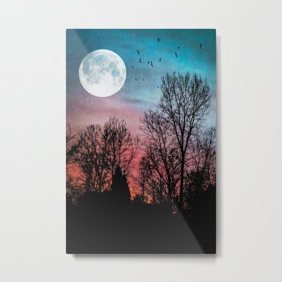 Recurring Dreams Metal Print