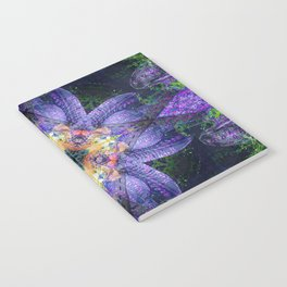 Flowers for Ange Notebook