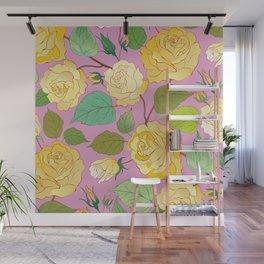 Roses 7 Wall Mural
