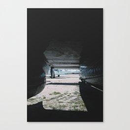 Underside Canvas Print