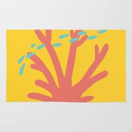Coral Series:Fantasy Fan Rug
