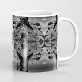 Margin Sculpture Coffee Mug