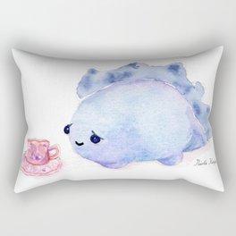 BABY STEGOSAURUS DINOSAUR Rectangular Pillow