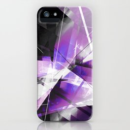 Breakwave - Geometric Abstract Art iPhone Case