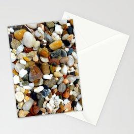 Stones at Potami Beach (Samos Island, Greece) - Desgin 2 Stationery Cards