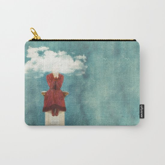 LOVE - Head in the Clouds Carry-All Pouch