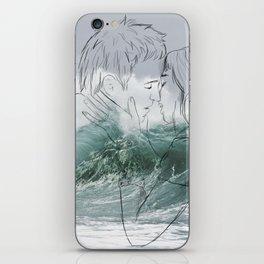 BB KISS iPhone Skin