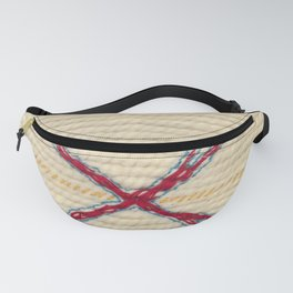 Yarns: XL Wool Fanny Pack