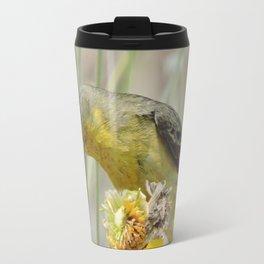 Feasting Finch Travel Mug