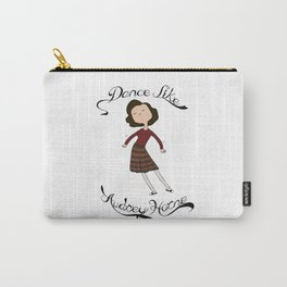 Dance Like Audrey Horne Carry-All Pouch
