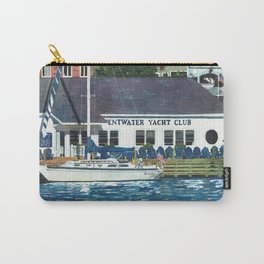 Pentwater Yacht Club Carry-All Pouch