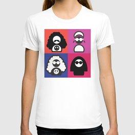 Shangri-La Friends T-shirt