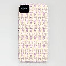 Cuteee iPhone (4, 4s) Slim Case