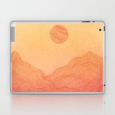 Sunset Mountain - 2 Laptop & iPad Skin