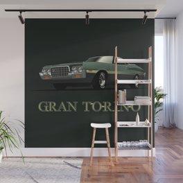 Gran Torino Wall Mural