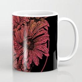 Death Blooms Coffee Mug