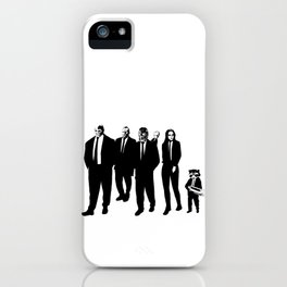 Guardians of the Reservoir iPhone Case