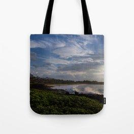 Sunrise over Kauai Tote Bag