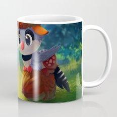 Zebra Finch Griffins Mug